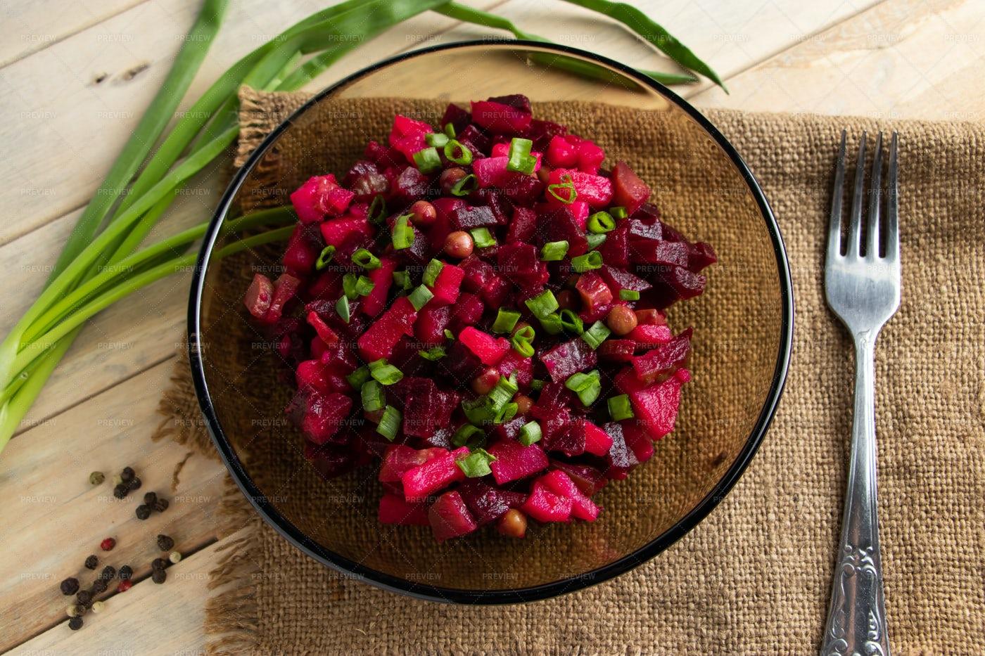 Vinaigrette For Dinner: Stock Photos
