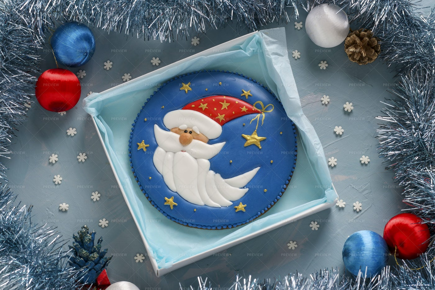 Christmas Gingerbreads: Stock Photos