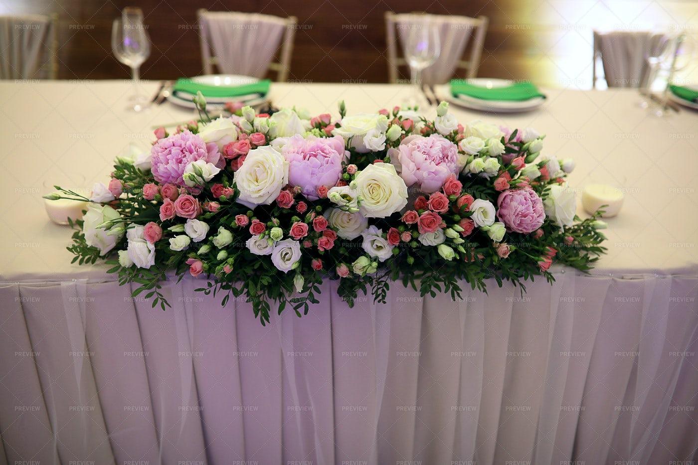 Wedding Table: Stock Photos