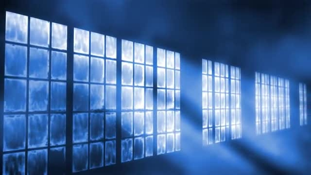 Window Light Background: Stock Motion Graphics