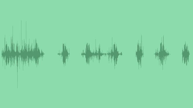 Peeling Seeds Shucks: Sound Effects
