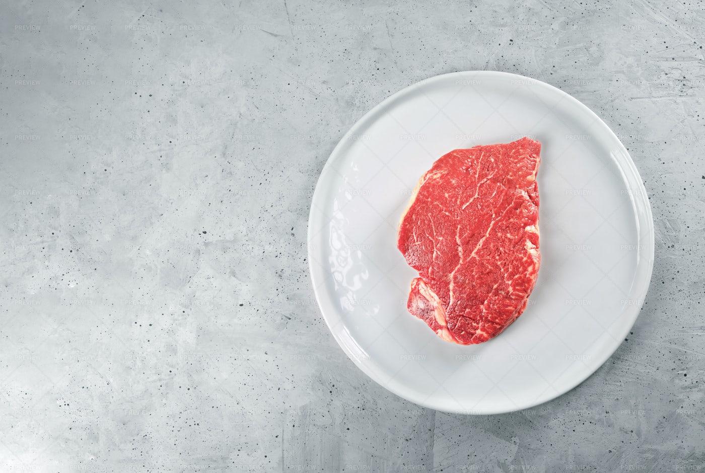 Raw Beef: Stock Photos