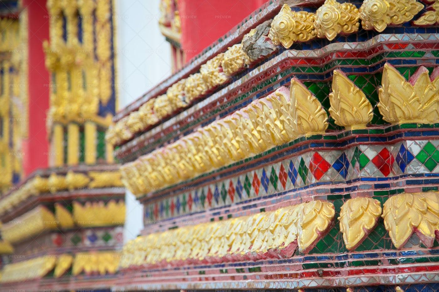 Buddhist Temple: Stock Photos
