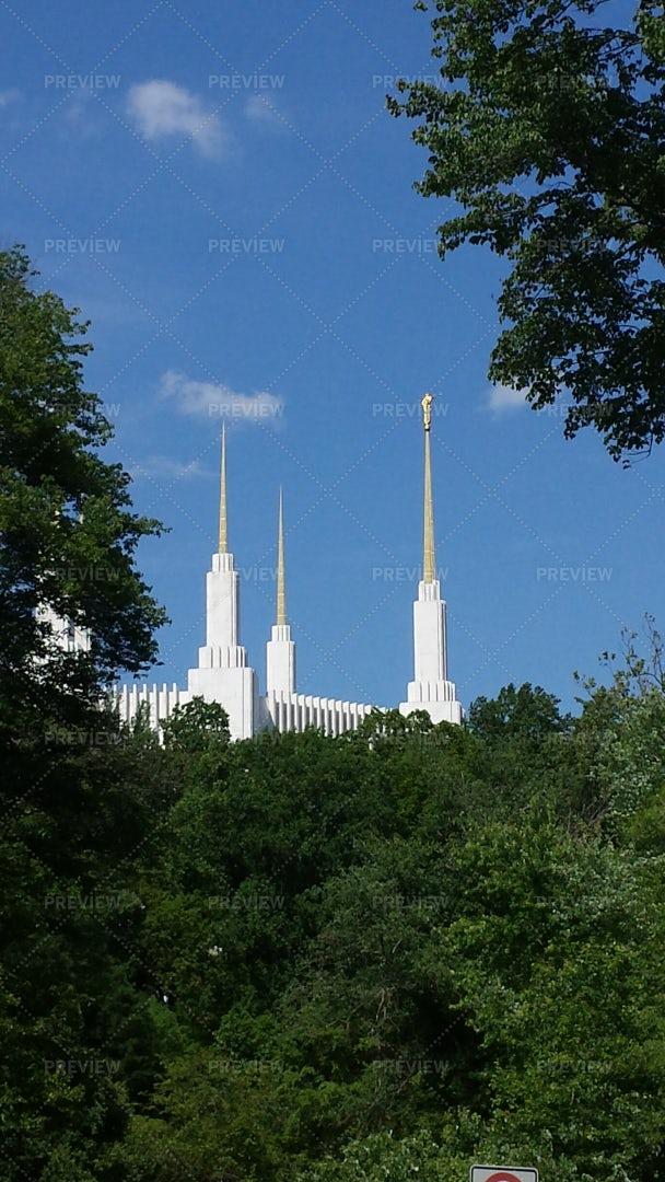 Church In Maryland: Stock Photos