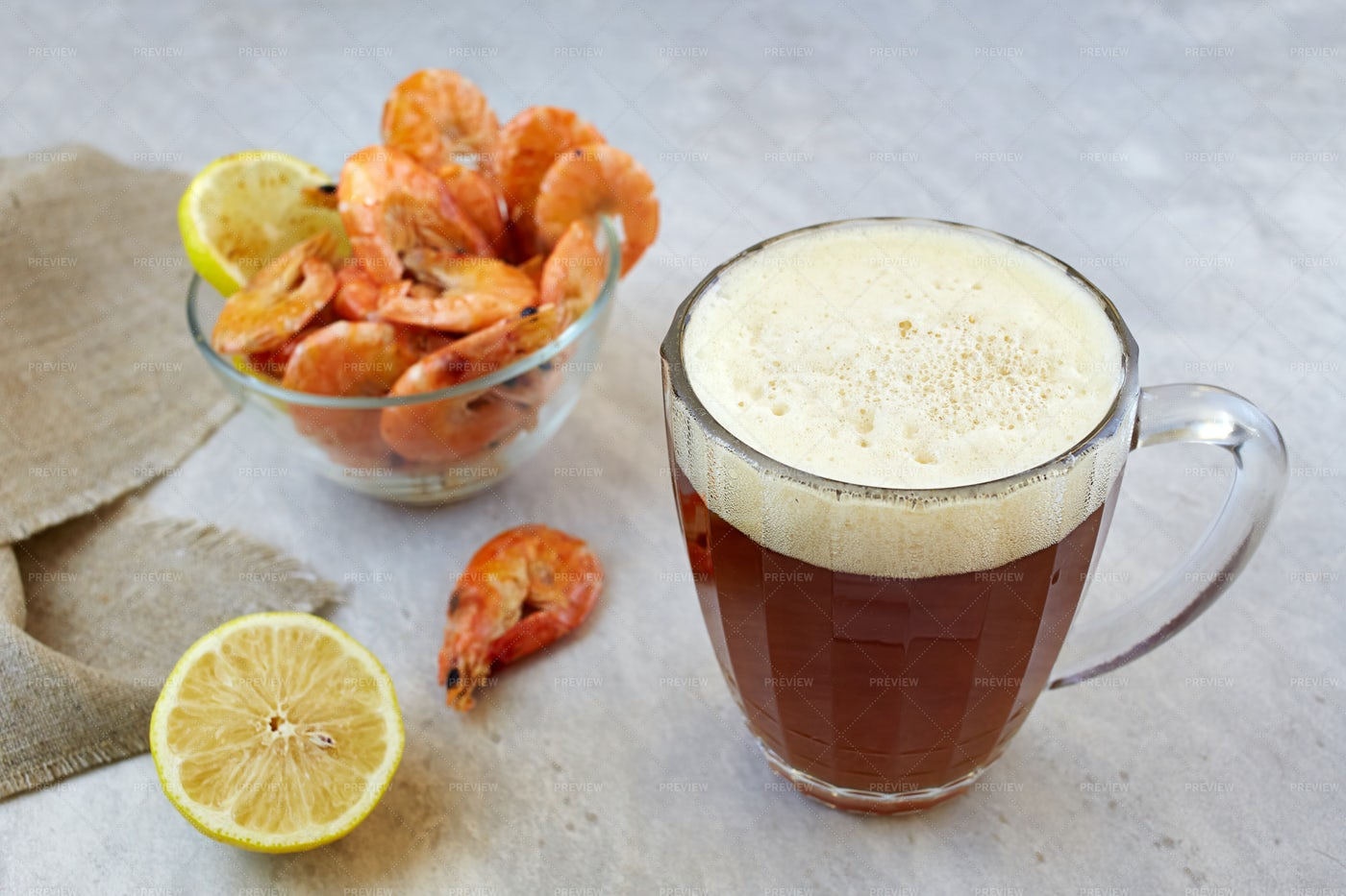Red Irish Ale: Stock Photos
