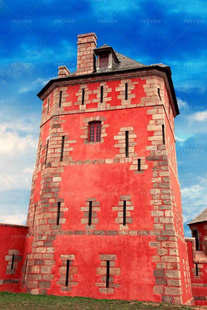 Vauban Tower: Stock Photos