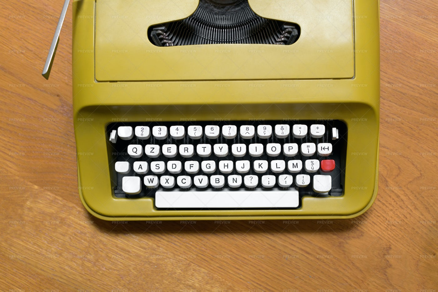 Retro Typewriter: Stock Photos