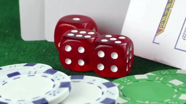 Gambling Pack 3: Stock Video