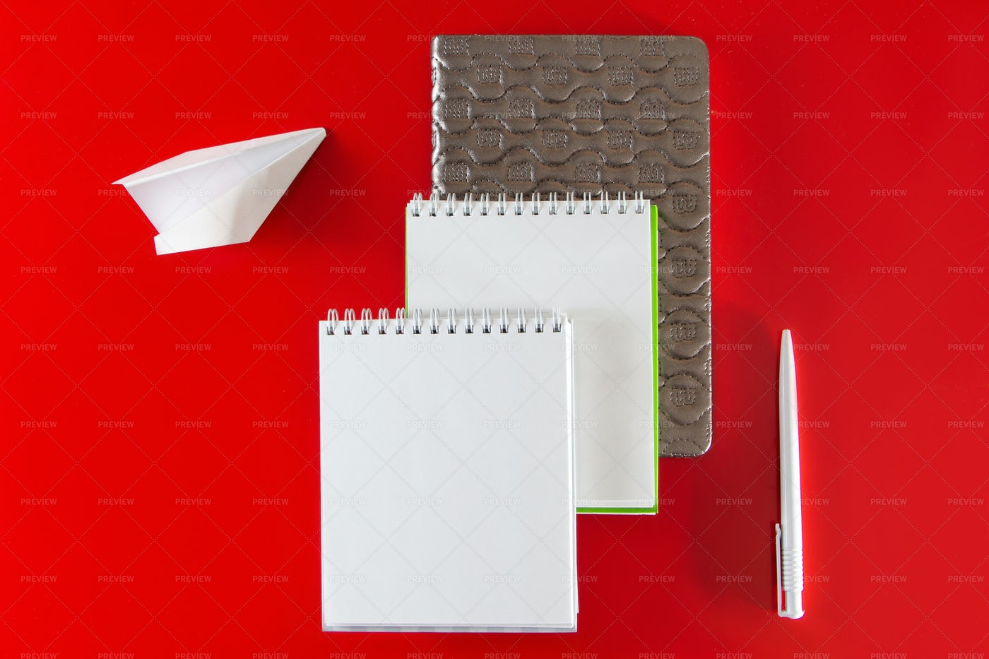 Office Notepads: Stock Photos