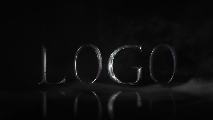Logo Reveal Dark: After Effects Templates