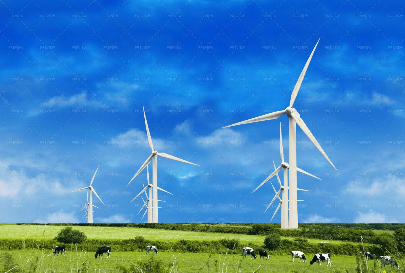 Wind Turbine: Stock Photos