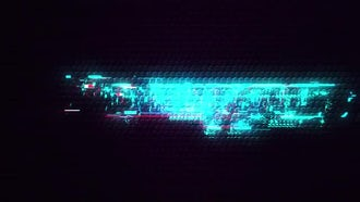 Glitch Logo In The Dark: After Effects Templates
