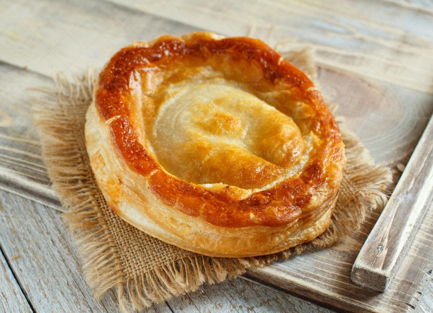 Rustico Italian Pastry: Stock Photos