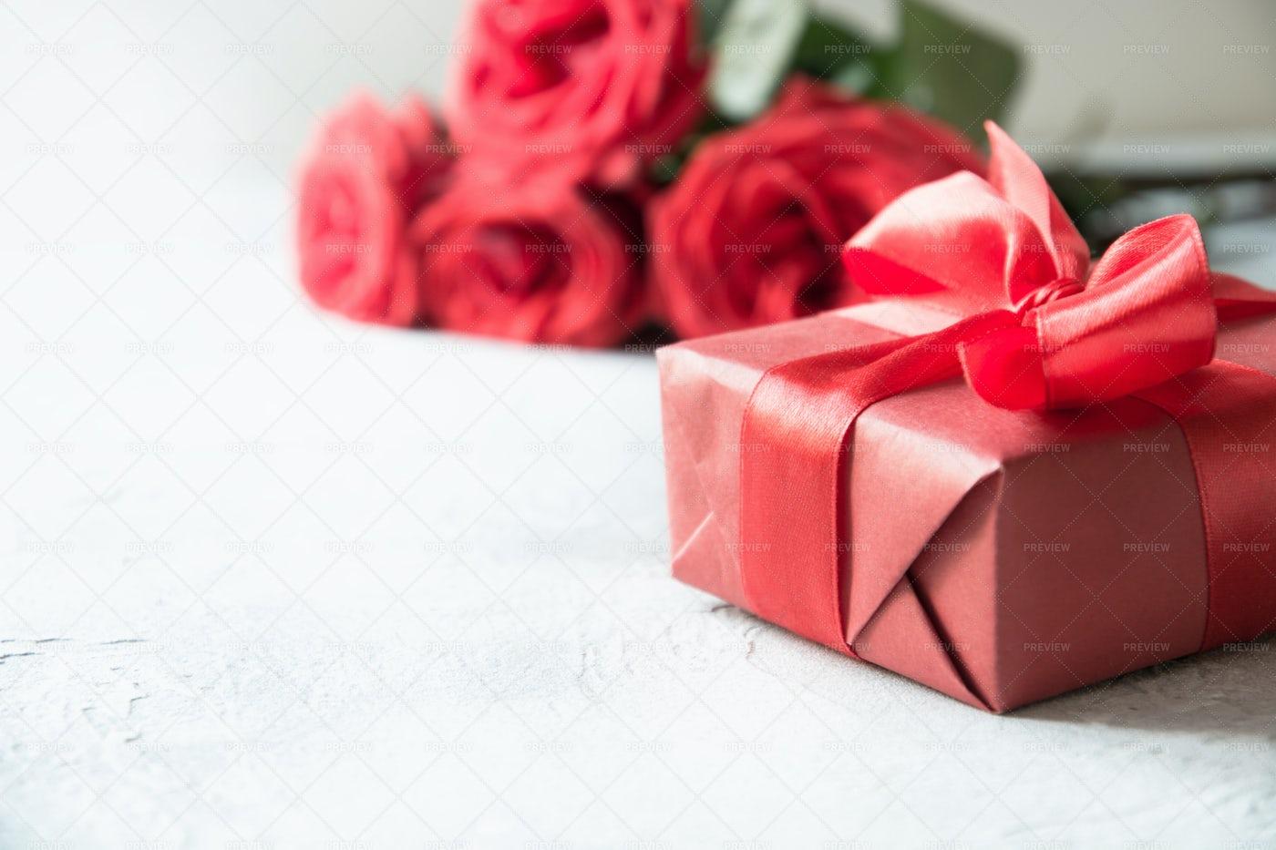 Valentines Gift: Stock Photos