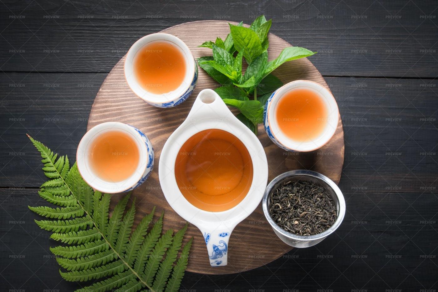 Tea Ceremony: Stock Photos