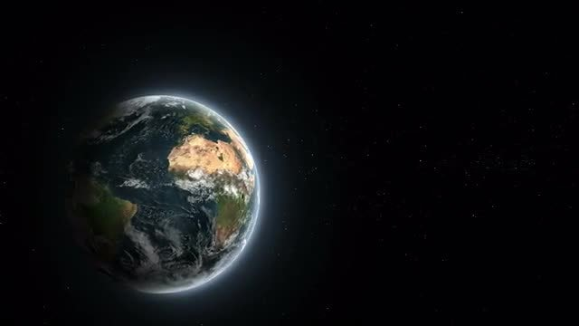 Going Farther Away From Earth: Stock Motion Graphics