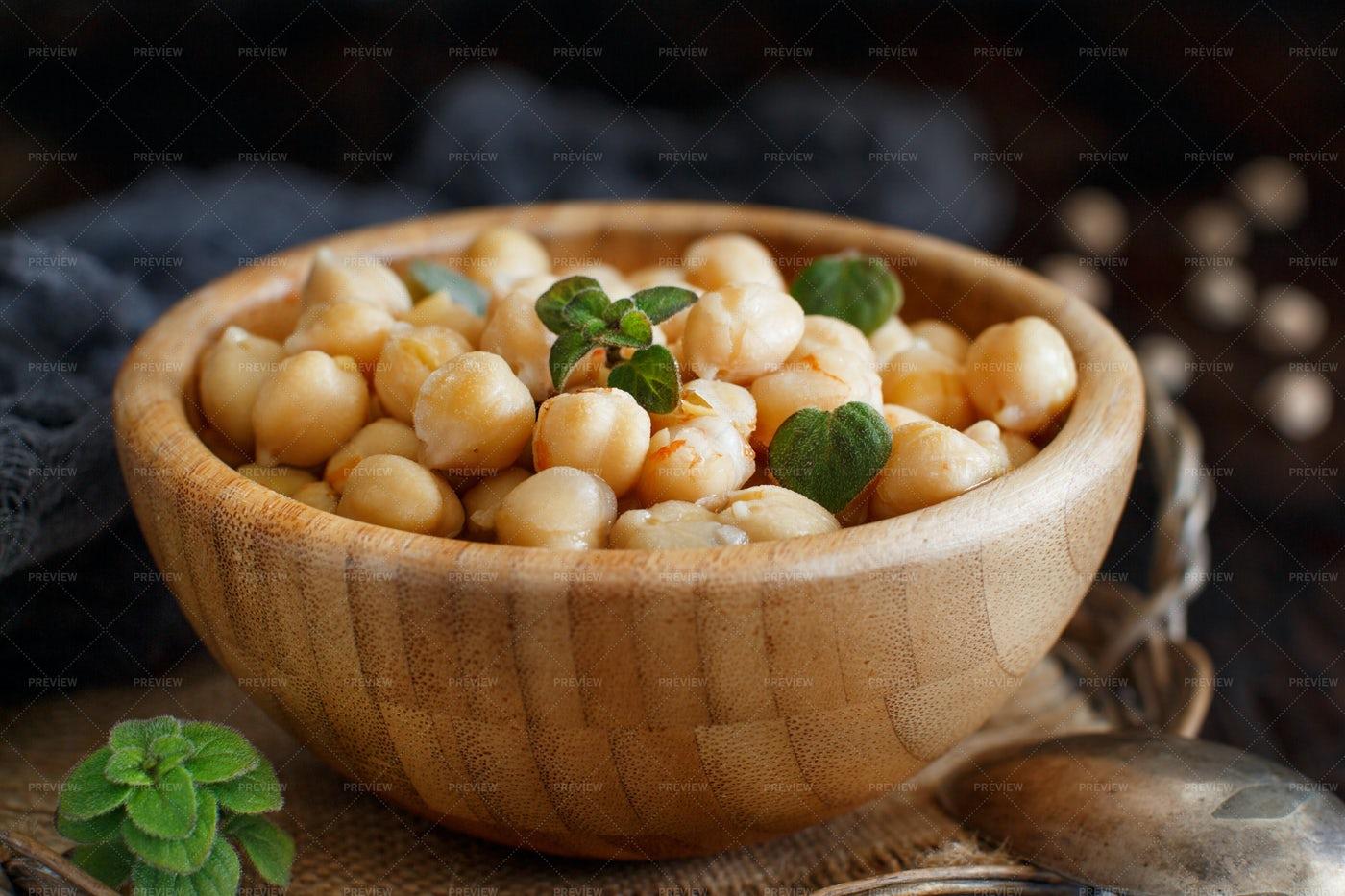 Chickpea Stew: Stock Photos