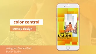 Beauty Instagram Stories: After Effects Templates