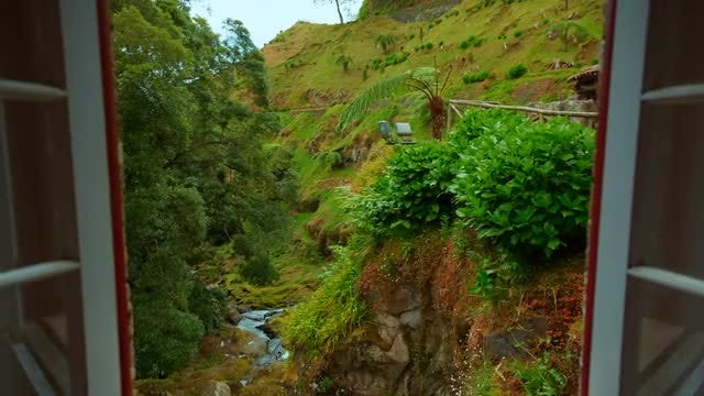 Exploring Azores Archipelago In Portugal: Stock Video