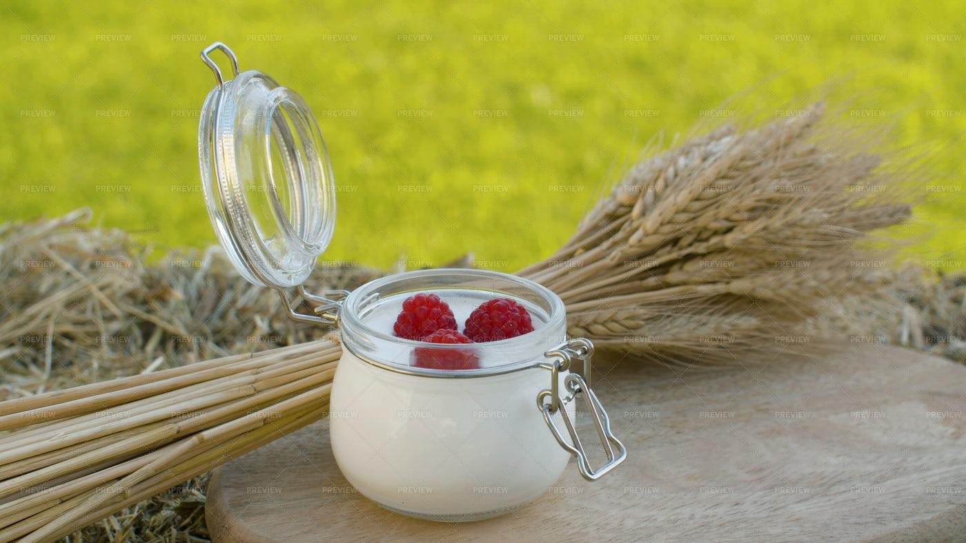 Yogurt: Stock Photos