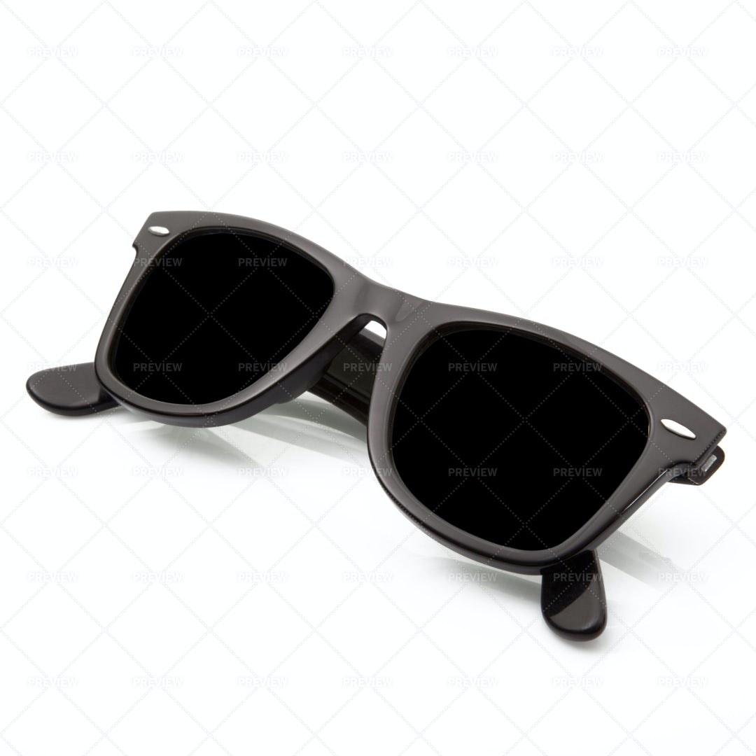 Dark Sunglasses: Stock Photos