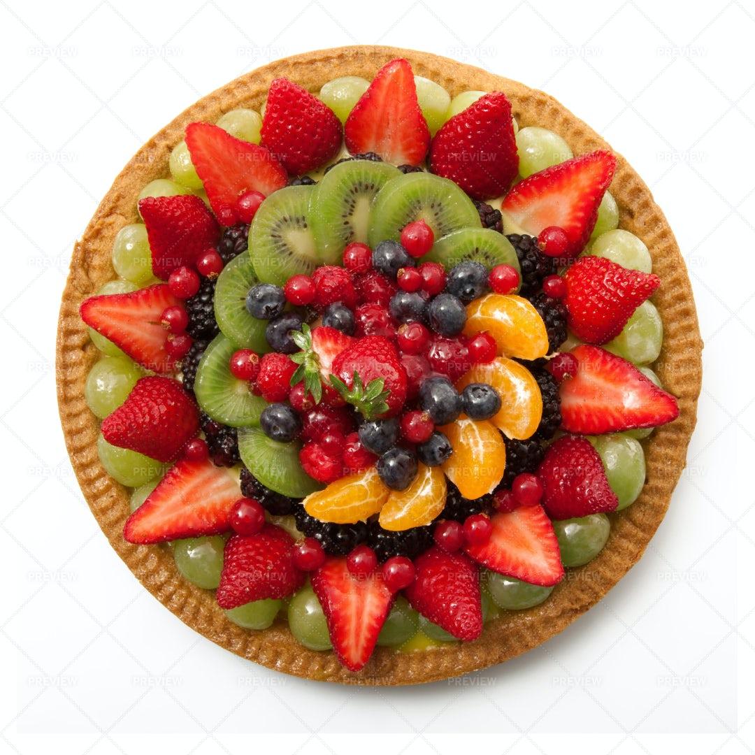 Fruit Cake: Stock Photos