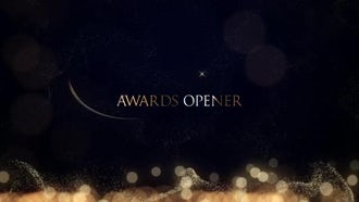 Golden Luxury Slideshow: Premiere Pro Templates