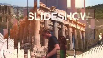 Funky Slideshow: Premiere Pro Templates