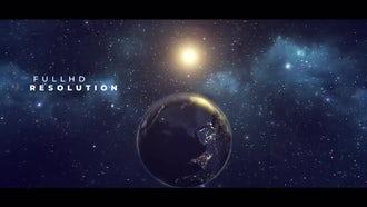 Earth Planet Titles: Premiere Pro Templates