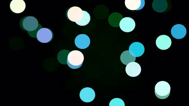 Blinking Dots Abstract Background: Stock Video