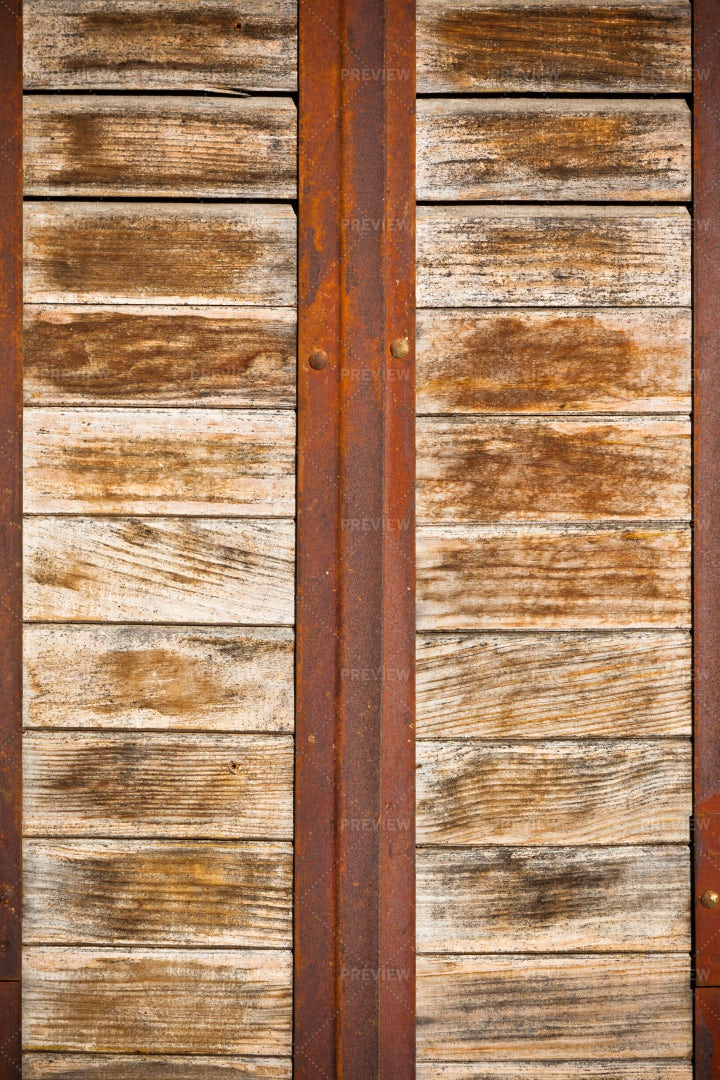 Old Wooden Planks: Stock Photos