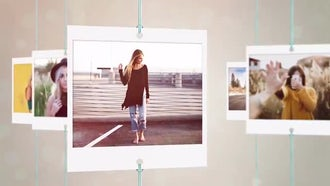 Photo slideshow: After Effects Templates