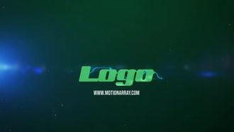 Particles Streak Logo: Premiere Pro Templates