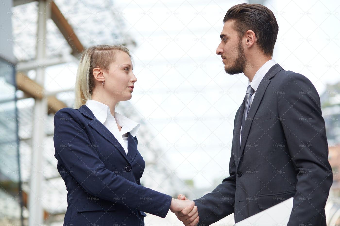 Business Handshake: Stock Photos