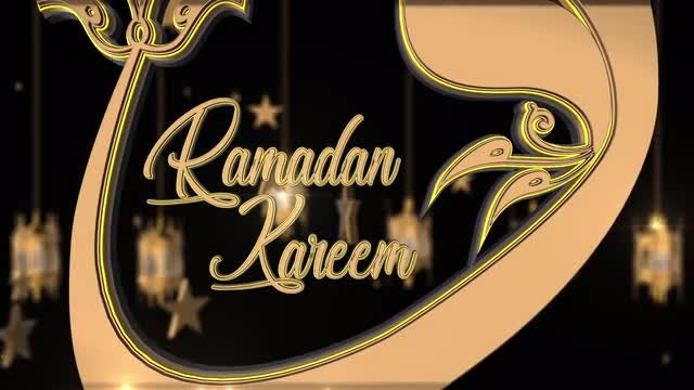 Ramadan Background: Stock Motion Graphics