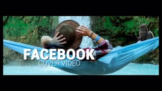 Facebook Promo Cover: After Effects Templates