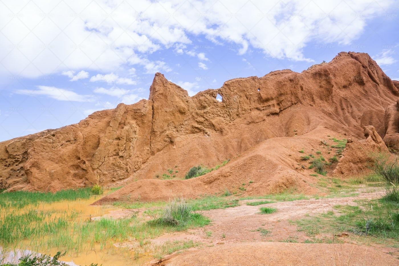 Canyon Wall: Stock Photos