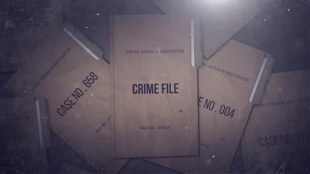 Crime File - Premiere Pro Templates | Motion Array
