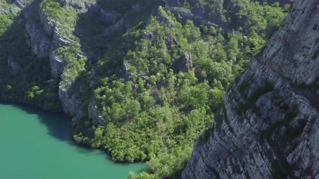 Amazing Nature Aerial: Stock Video
