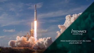 Science Corporate Slideshow: After Effects Templates