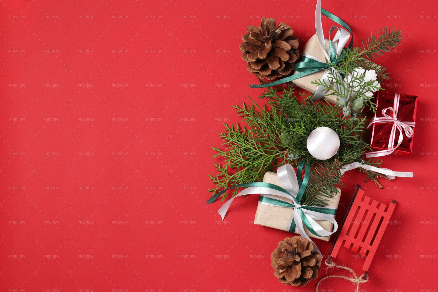 Holiday Gifts: Stock Photos