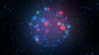 Social Media Planet: Motion Graphics