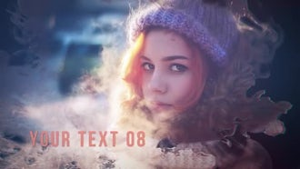 Ink Photo Slideshow: After Effects Templates