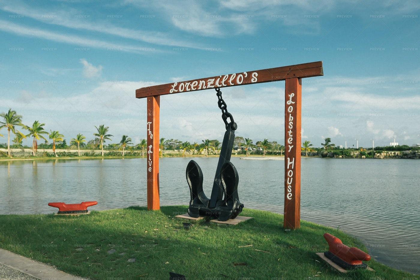 Punta Cana City Park: Stock Photos