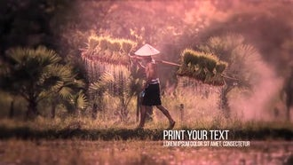Inspiring Rain - Corporate Slideshow: After Effects Templates