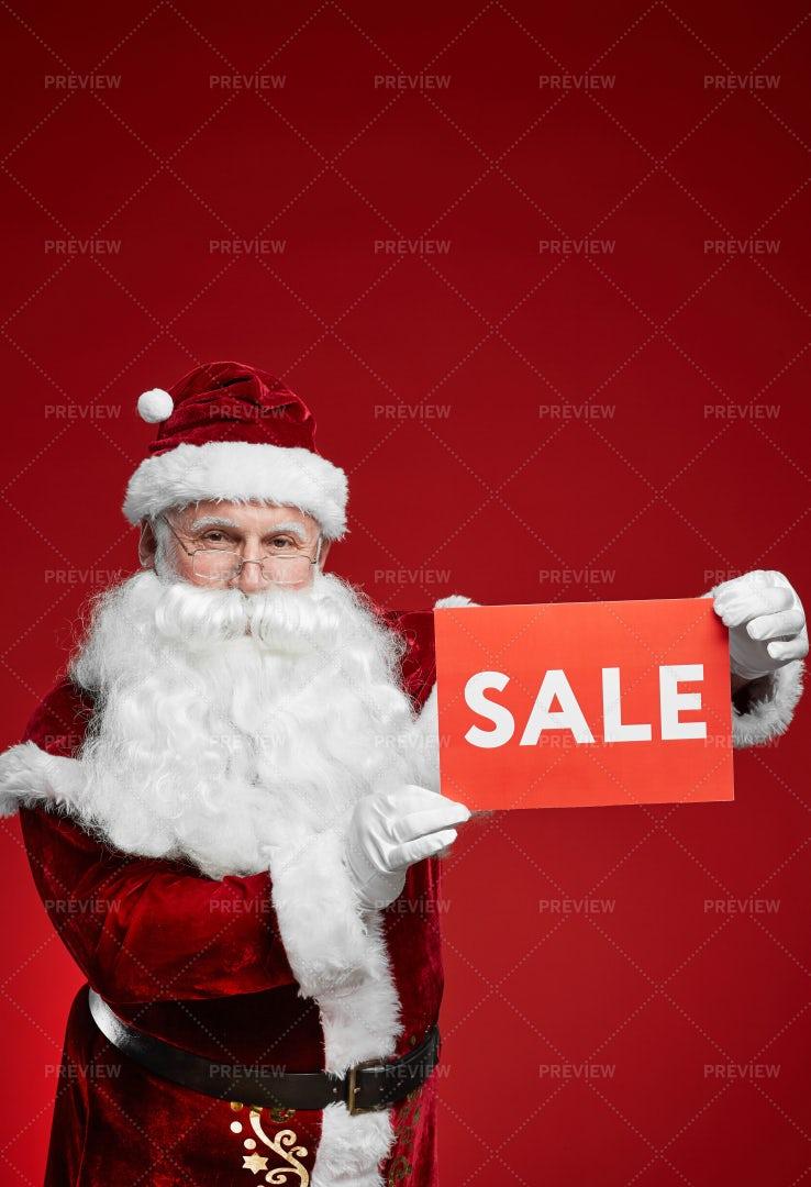 Christmas Holiday Sale: Stock Photos