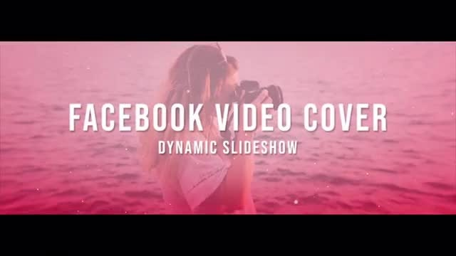 Facebook Video Cover: After Effects Templates
