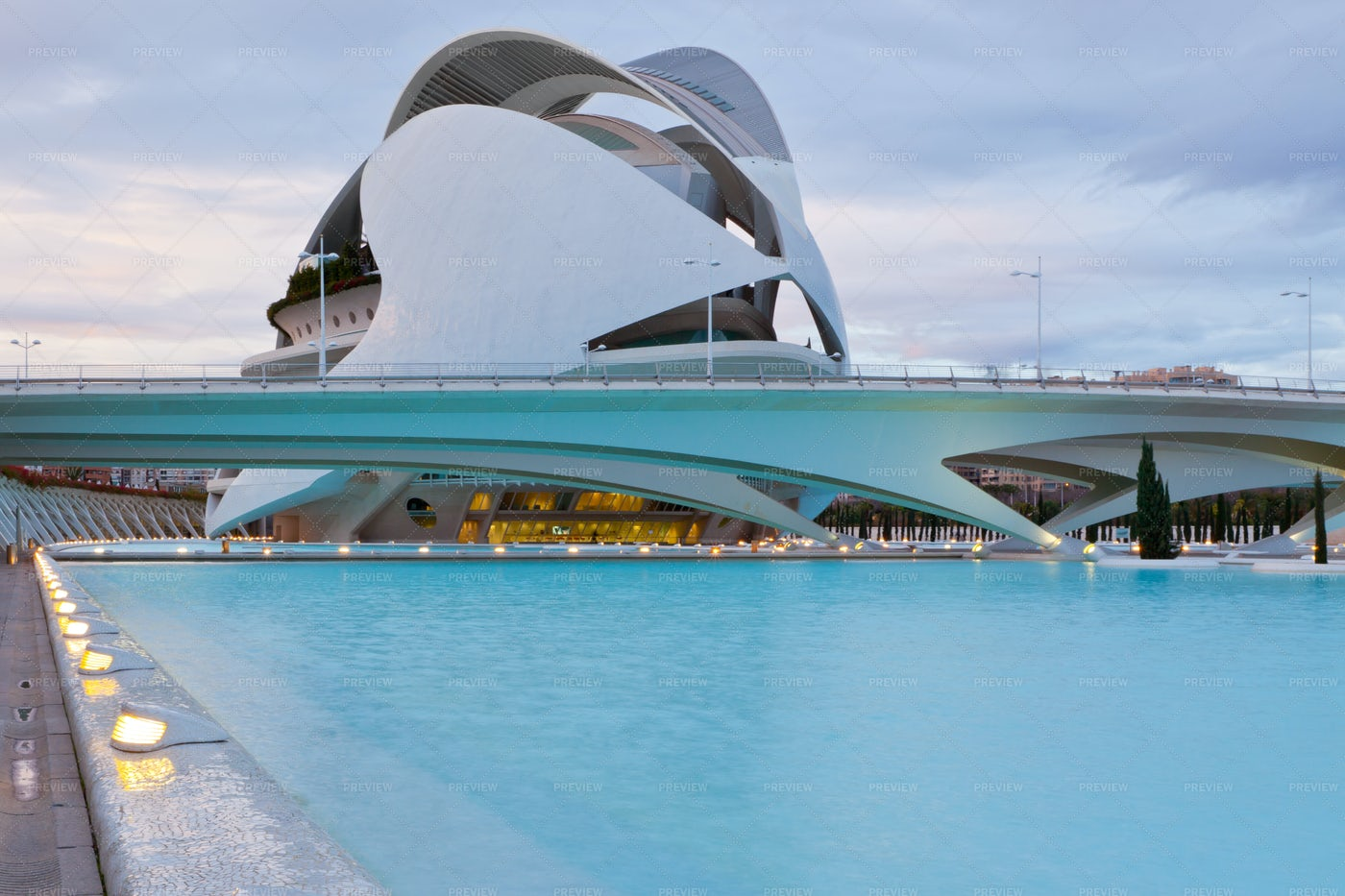 Futuristic Modern Building: Stock Photos