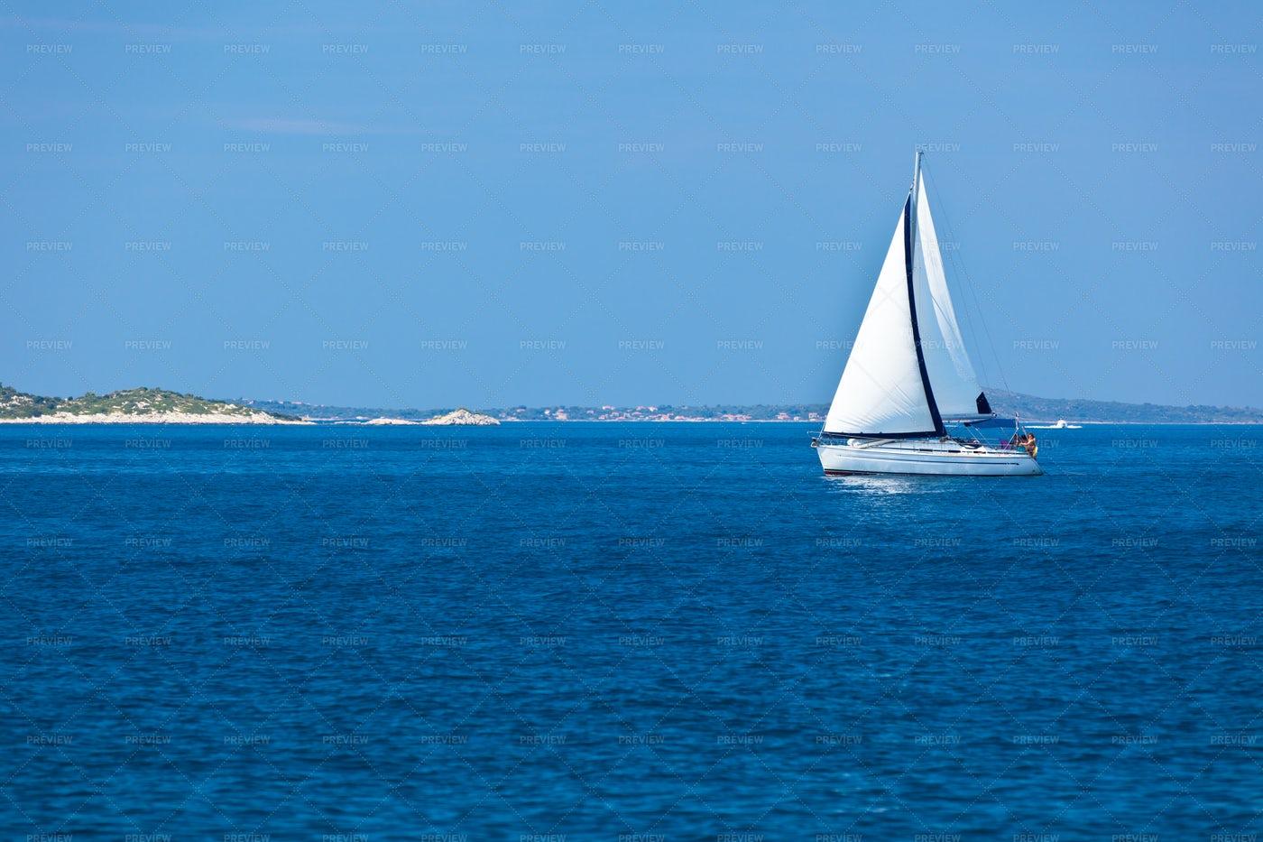 Recreational Yacht: Stock Photos