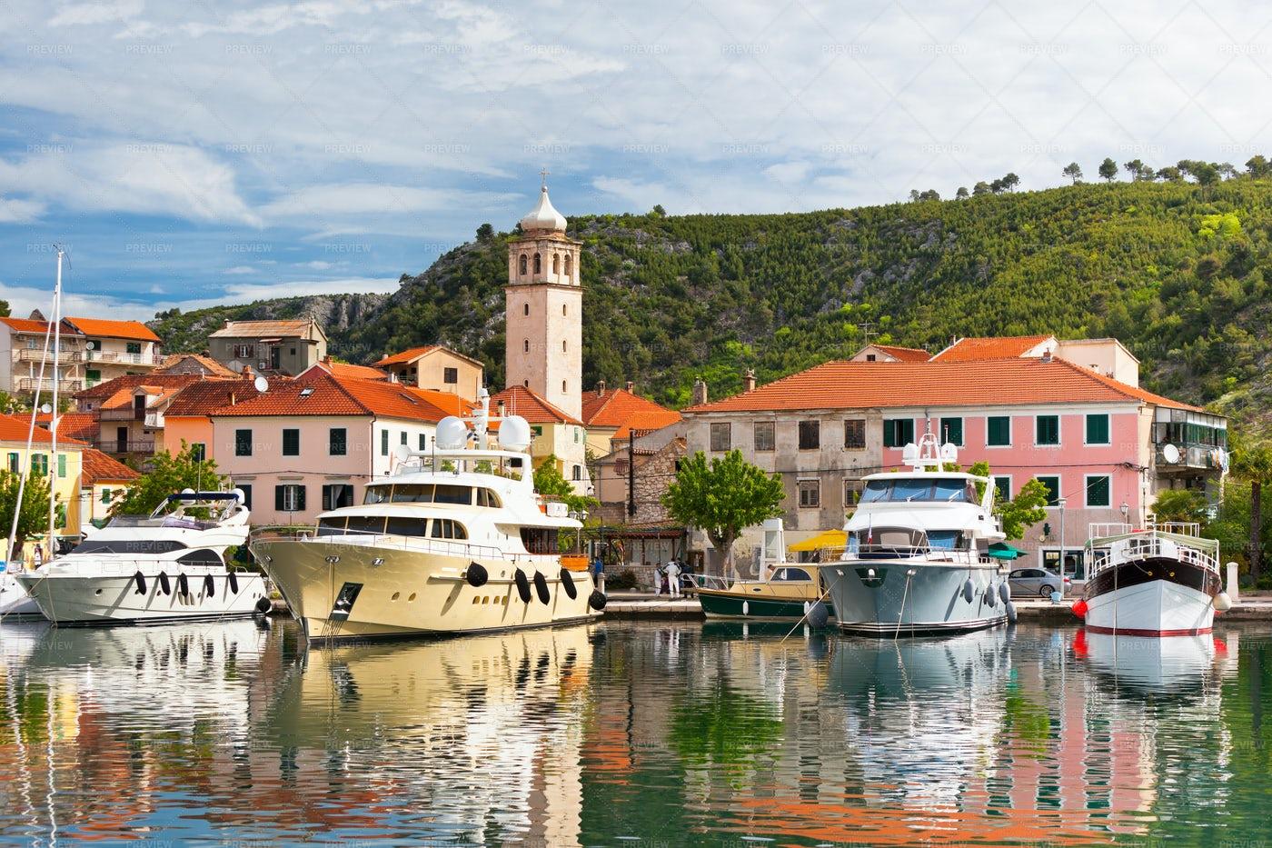 Skradin, Croatia: Stock Photos